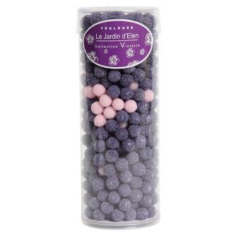 Étui de perles saveur Violette 185gr