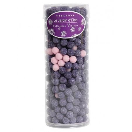 Violet candies 185g