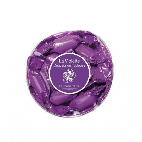 Violet candies 50g