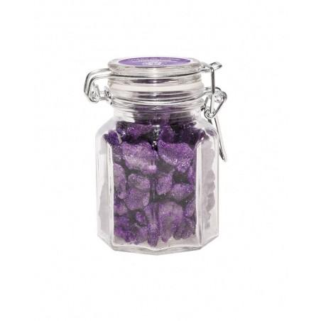Crystalized violet jar 50g