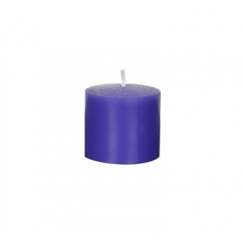 Petite bougie parfumée à la Violette