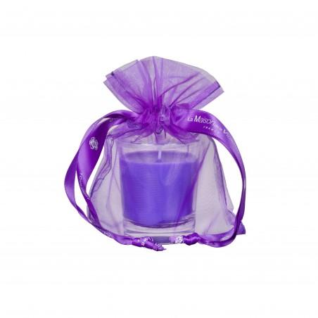 "Bougie parfumée ""pot fantaisie"""