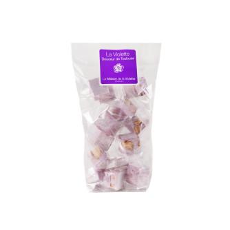 Nougat à la Violette 70g (bag)
