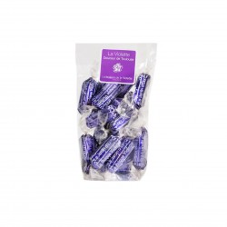 Violet candy praline (almond and nuts ) 165g