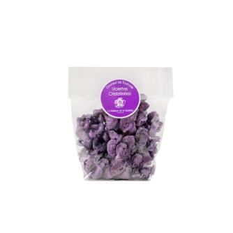 Sachet de Violettes cristallisées 60g
