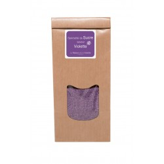 Spécialité de sucre saveur Violette pot 110g