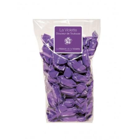 Violet candy 150g