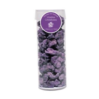 Étui 110g de Violettes cristallisées