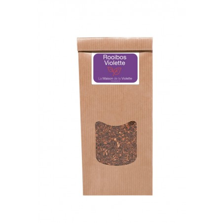 Infusion Rooibos Violette sachet 100g
