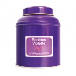 Boite infusion Rooibos / Violette 130g