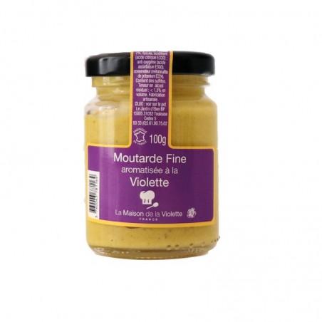 Moutarde fine 100g