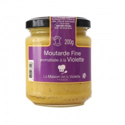 Moutarde fine 200g