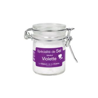 Spécialité de Sel saveur à la Violette 40g