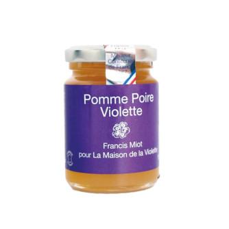 Confiture Pomme/Poire/Violette 100g  par FRANCIS MIOT