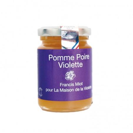 Confiture Pomme/Poire/Violette 100g Le Jardin d'Elen par FRANCIS MIOT