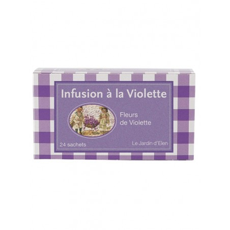 Violet infusion (24 bags)