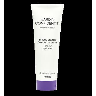 Crème visage 50ml Jardin...