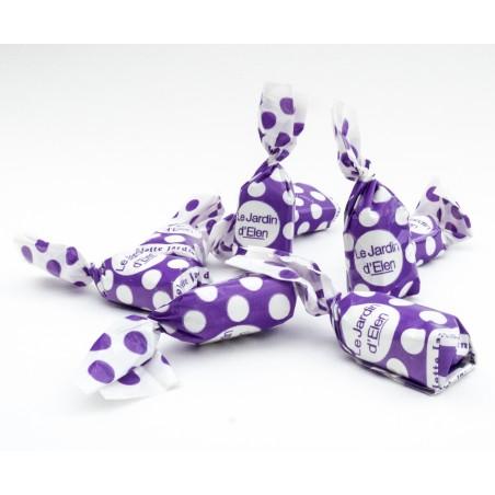 Kilo de bonbons liqueur saveur Violette