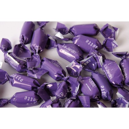 violet candies 1kg
