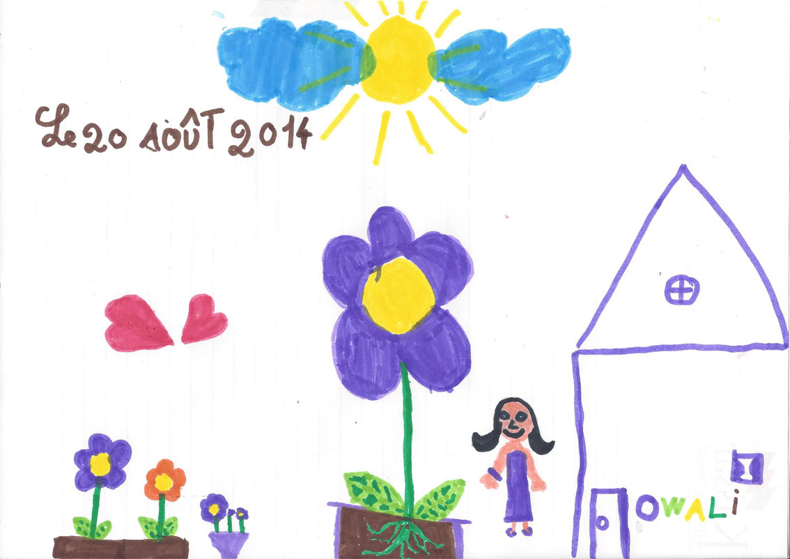 dessin enfant 2014